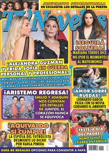 TVyNovelas México - 14 junio 2019