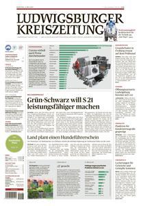Ludwigsburger Kreiszeitung LKZ  - 04 Mai 2021