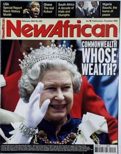 New African - February 2004