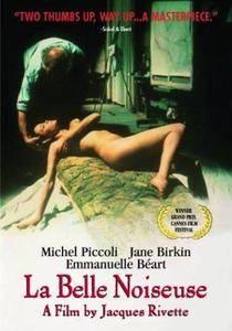 La belle noiseuse (1991) The Beautiful Troublemaker