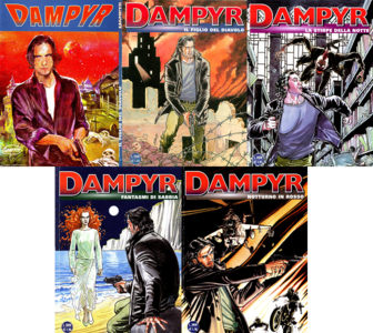Dampyr - Volumi 0-4