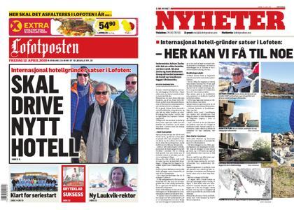 Lofotposten – 12. april 2019