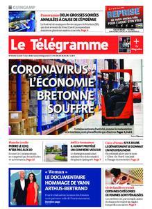 Le Télégramme Guingamp – 07 mars 2020