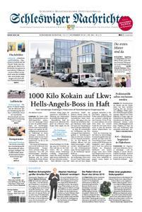 Schleswiger Nachrichten - 10. November 2018