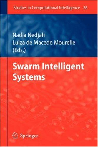 Swarm Intelligent Systems (Studies in Computational Intelligence)