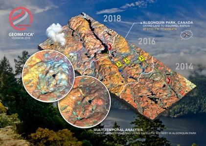 PCI Geomatica 2018 SP2 (Build 20190604)