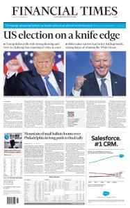 Financial Times Europe - November 5, 2020