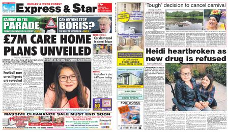 Express and Star Dudley and Wyre Forest Edition – June 19, 2019