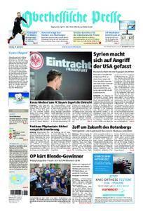 Oberhessische Presse Hinterland - 14. April 2018