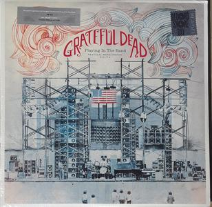 Grateful Dead - Playing In The Band, Seattle, Washington 5/21/74 (2018) {Vinyl, Record Store Day Exclusive Release R1 573385}
