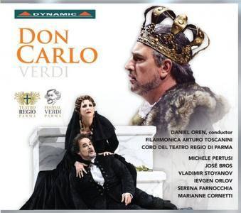 Marianne Cornetti - Verdi: Don Carlo (Live) (2017)