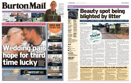 Burton Mail – October 03, 2020
