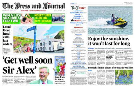 The Press and Journal Moray – May 07, 2018