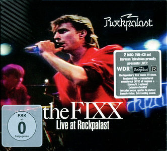 The Fixx - Live at Rockpalast 1985 (2014) DVD5 + CD