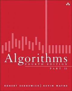 Algorithms, Part II (4th edition)