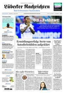 Lübecker Nachrichten Bad Schwartau - 04. August 2018
