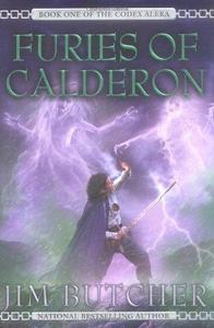 Furies of Calderon (Codex Alera, Book 1)