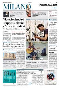 Corriere della Sera Milano – 17 luglio 2019