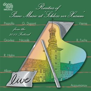 Various Artists - Rarieties of Piano Music at Schloss vor Husum from the 2018 Festival (2019)