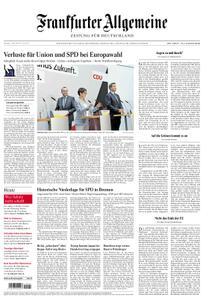 Frankfurter Allgemeine Zeitung F.A.Z. - 27. Mai 2019