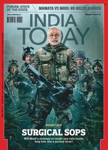 India Today - February 18, 2019