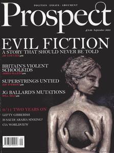 Prospect Magazine - September 2003