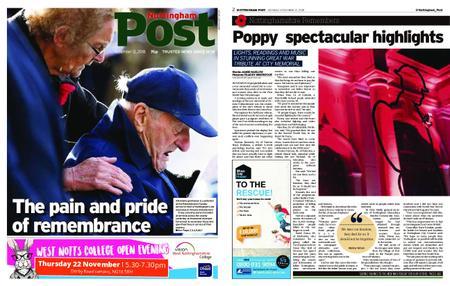 Nottingham Post – November 12, 2018
