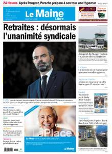 Le Maine Libre Sarthe Loir – 12 décembre 2019