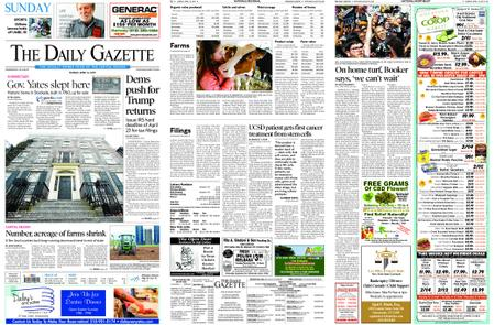 The Daily Gazette – April 14, 2019