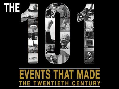 History Channel - 101 Events that Made the 20th Century (2018)
