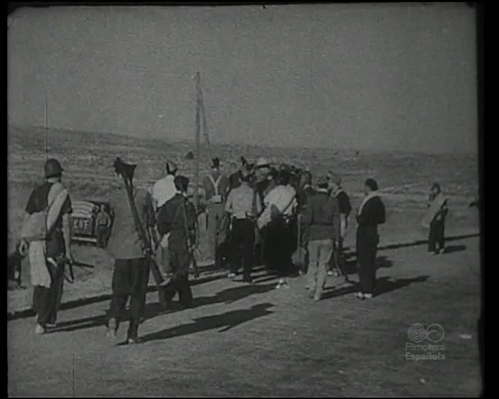 Filmoteca Española - The Filmed War (1936-1939)