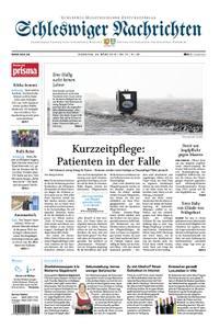 Schleswiger Nachrichten - 26. März 2019