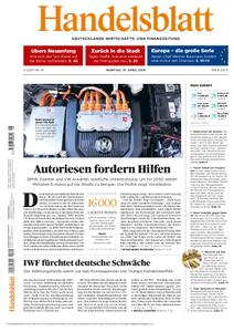 Handelsblatt - 15. April 2019