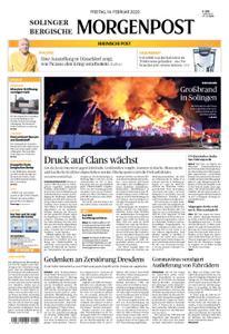 Solinger Morgenpost – 14. Februar 2020