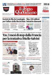 Il Fatto Quotidiano - 13 novembre 2018