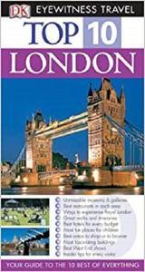 London (DK Eyewitness Top 10 Travel Guide)