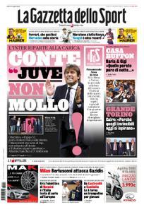 La Gazzetta dello Sport Roma – 14 ottobre 2019