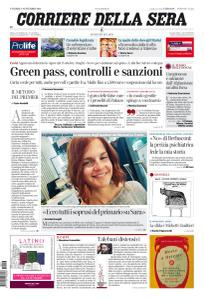 Corriere della Sera - 17 Settembre 2021