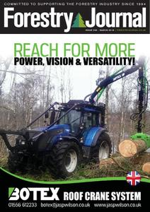 Forestry Journal – March 2019