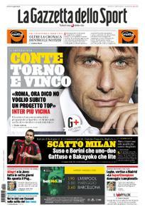 La Gazzetta dello Sport Roma – 07 maggio 2019