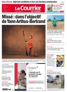 Le Courrier de l'Ouest Deux-Sèvres – 04 août 2020