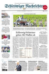 Schleswiger Nachrichten - 06. September 2017