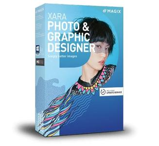 Xara Photo & Graphic Designer 16.2.0.56957 Portable