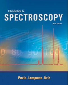 Introduction to Spectroscopy, 3 Edition