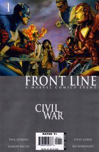 Civil War - Frontline 01