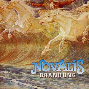 Novalis - Brandung (1977) [Reissue 1997]