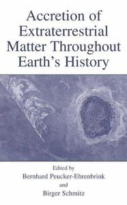 Accretion of Extraterrestrial Matter Throughout Earth's History (Repost)