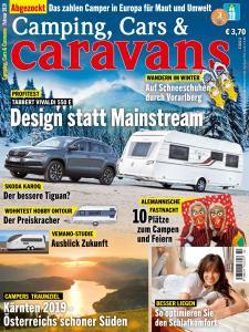 Camping, Cars & Caravans - Februar 2019