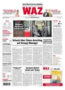 WAZ Westdeutsche Allgemeine Zeitung Oberhausen-Sterkrade - 06. März 2018