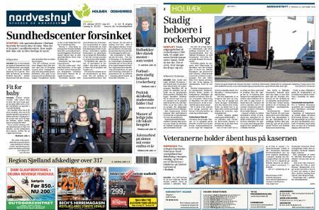 Nordvestnyt Holbæk Odsherred – 23. oktober 2018